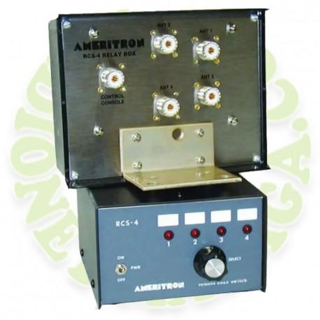 CONMUTADOR REMOTO HF Y 50 MHZ AMERITRON RCS-4X