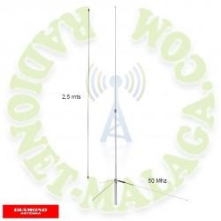 Antena tribanda DIAMOND V2000PL