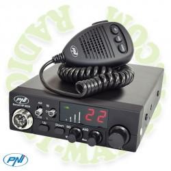 Emisora de 27 Mhz PNI HP8024-ASQ