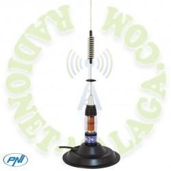 Antena 27 Mhz con magnetica PNI S70