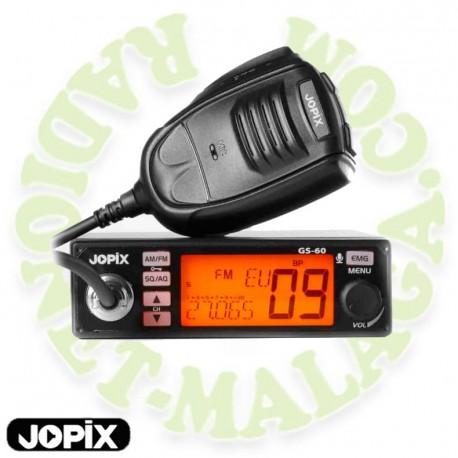 Emisora 27 Mhz Jopix GS60