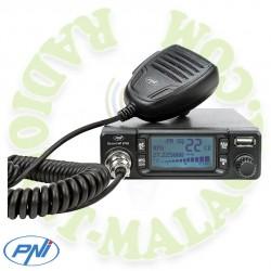 Emisora de 27 Mhz PNI ESCORT HP9700