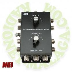 Conmutador 6 antenas/equipos MFJ1700C