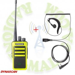 Portatil PMR profesional DYNASCAN R400