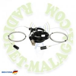 Dipolo para HF BIDATONG G5RV4010