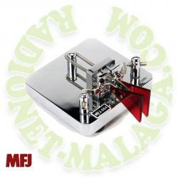 Manipulador telegrafico doble pala MFJ564