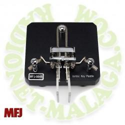 Manipulador telegrafico doble pala MFJ564B