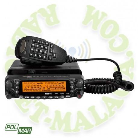 Emisora doble banda POLMAR DB54