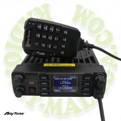 Emisora DMR Anytone ATD578UVPLUS