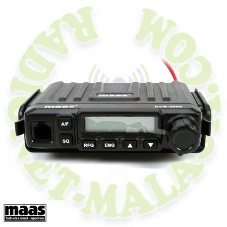 Emisora mini 27 Mhz MAAS KCB2000