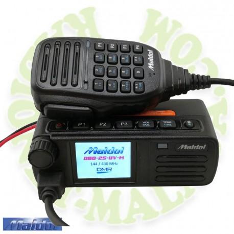 Emisora DMR Mini MALDOL DBD25UVM