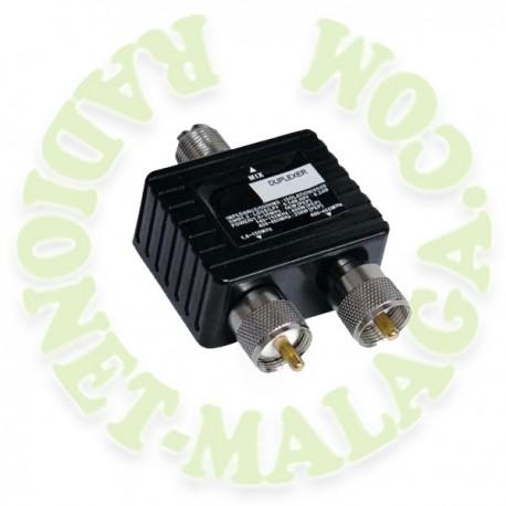 DUPLEXOR DE VHF Y UHF D-120