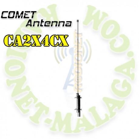 ANTENA DE BASE COMET CA2X4CX