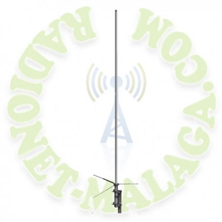 ANTENA BASE COMET TRIBANDA GP-15M