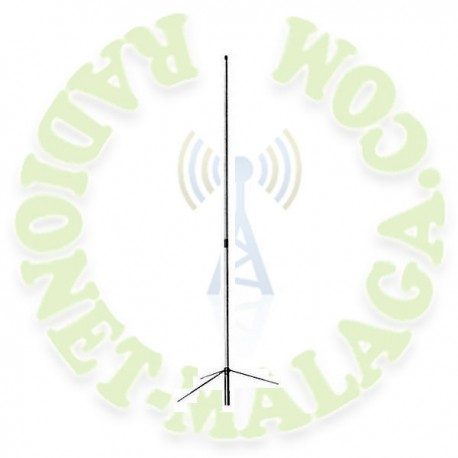 ANTENA BASE VHF DIAMOND ORIGINAL F-22