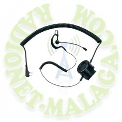 MICROAURICULAR ALAN ABM TACTICAL