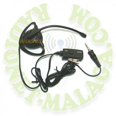 MICRO AURICULAR CON BOOM TELECOM KEP-2660-Y