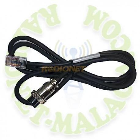 CABLE PARA MICRO DE BASE PRYME PMC-100 AV-24-I