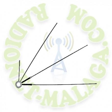 KIT RADIALES YAESU ATBK-100
