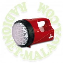 LINTERNA RECARGABLE BRONDI LP-500-LED
