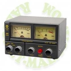 MEDIDOR ACOPLADOR 27 MHZ ZETAGI HP-1000