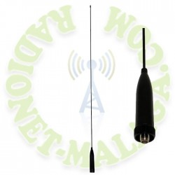 ANTENA PORTATIL U/VHF D:ORIGINAL DX-SRX-536 SMAF