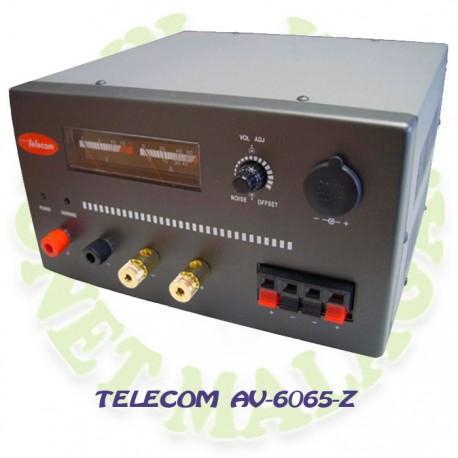 FUENTE ALIMENTACION TELECOM AV-6045-M