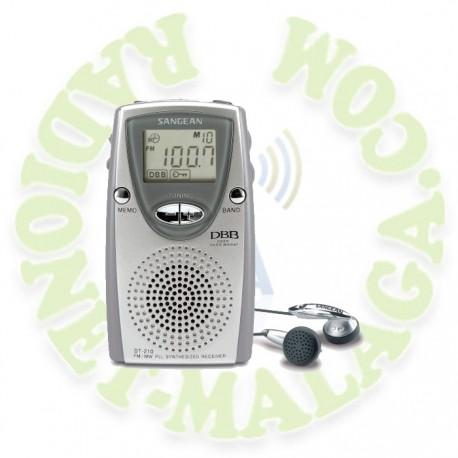RADIO SANGEAN DT-210