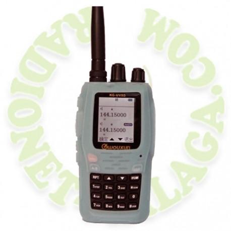 FUNDA DE SILICONA WOUXUN KG-UV08 DB-08 KG-CASE