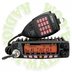 EMISORA MOVIL VHF ALINCO DR138