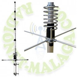 ANTENA BASE 27 Mhz SIRIO NEW TORNADO