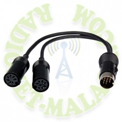 Cable adaptador Icom OPC599