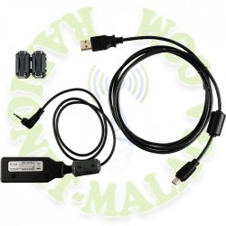 Cable de datos Icom OPC2218LU