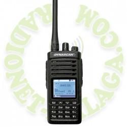 Portatil de UHF Digital DYNASCAN D6000