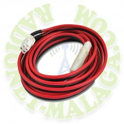 Cable alimentacion de 4 pines AV1W7000