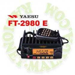 Emisora de VHF Yaesu FT2980