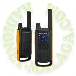 Portatiles PMR Motorola TLKR T82 EXTREME QUAD