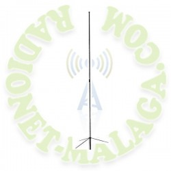 ANTENA BASE DIAMOND ORIGINAL VHF/UHF X-300N