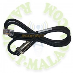 CABLE PARA MICRO DE BASE PRYME PMC-100 AV-24-KENWOOD