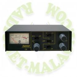 MEDIDOR ACOPLADOR 27 Mhz ZETAGI TM-999